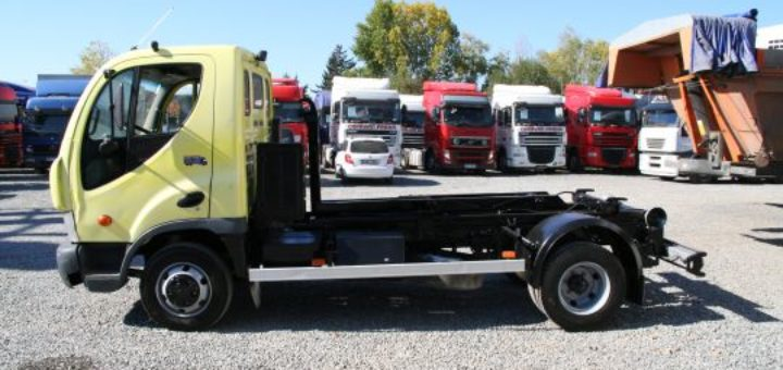 Jak na pronájem nákladních vozů