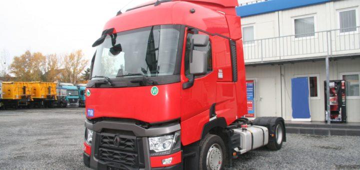 Kdy se vyplatí pronájem nákladních vozidel