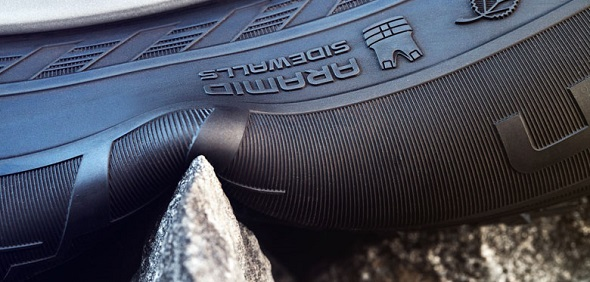 Runflat pneu